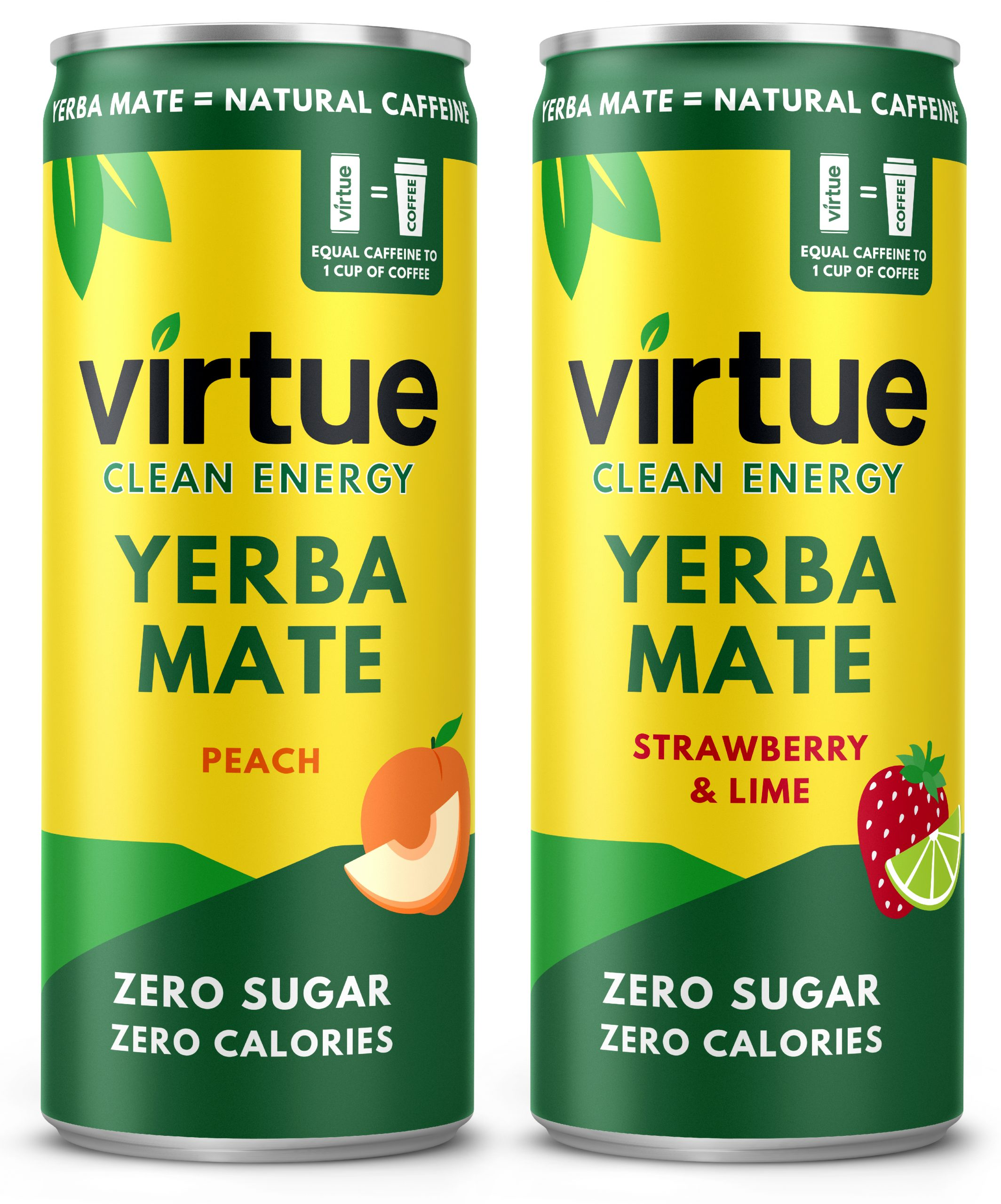 Yerba Mate Cans Cropped